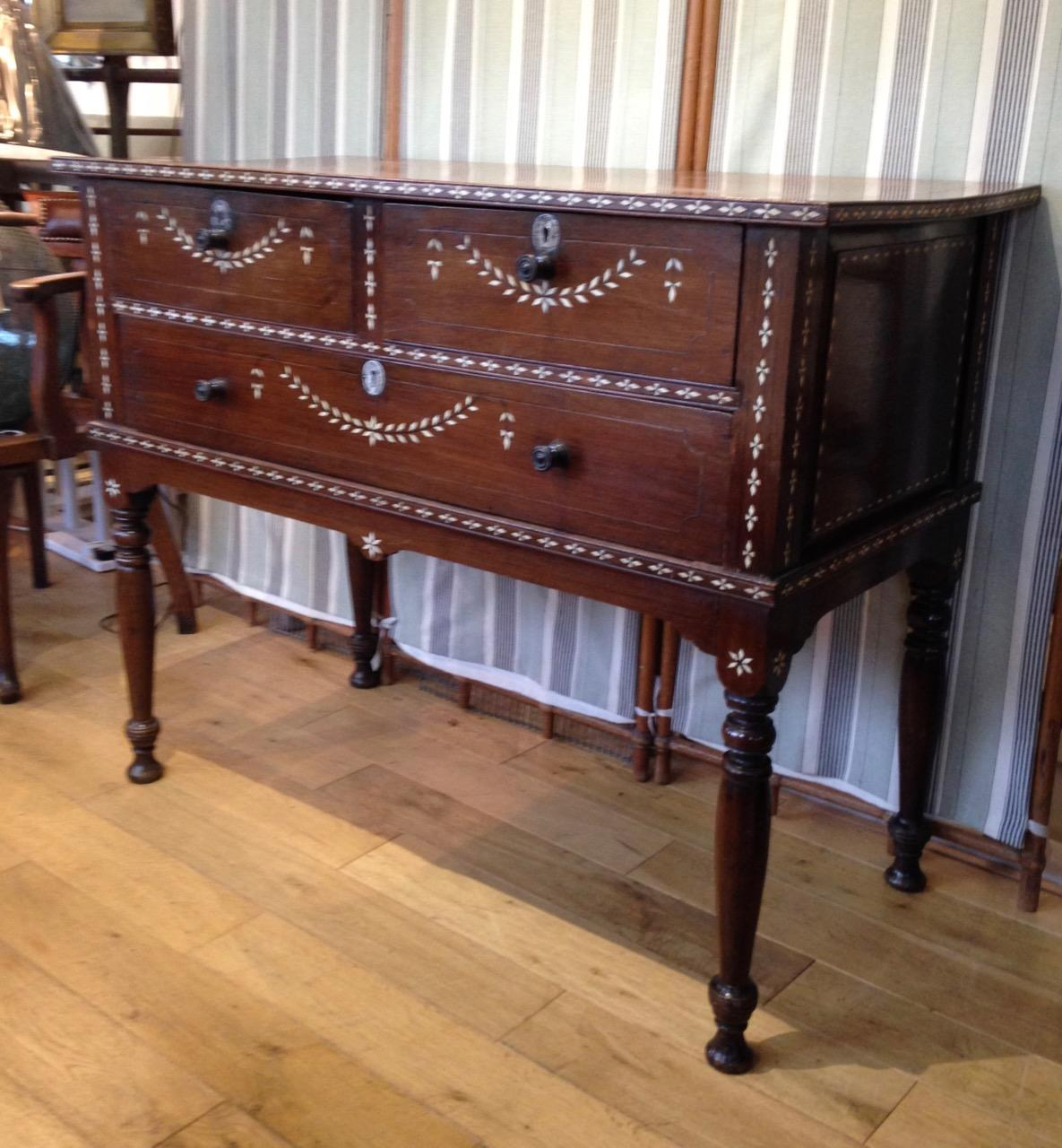 Anglo Indian Sideboard