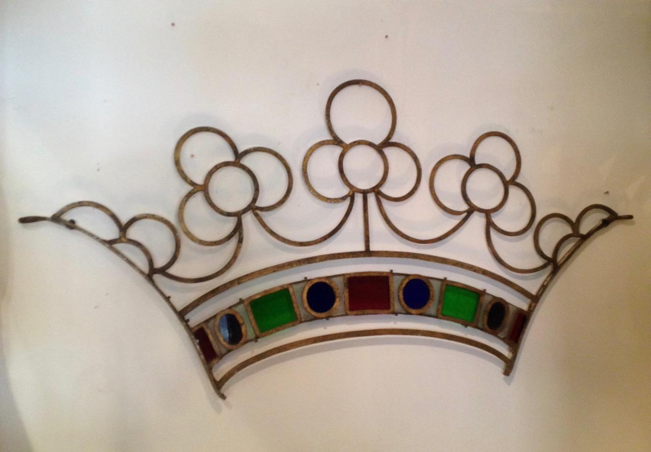 Crown Fanlight
