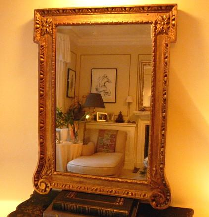 George II Mirror in the style of William Kent