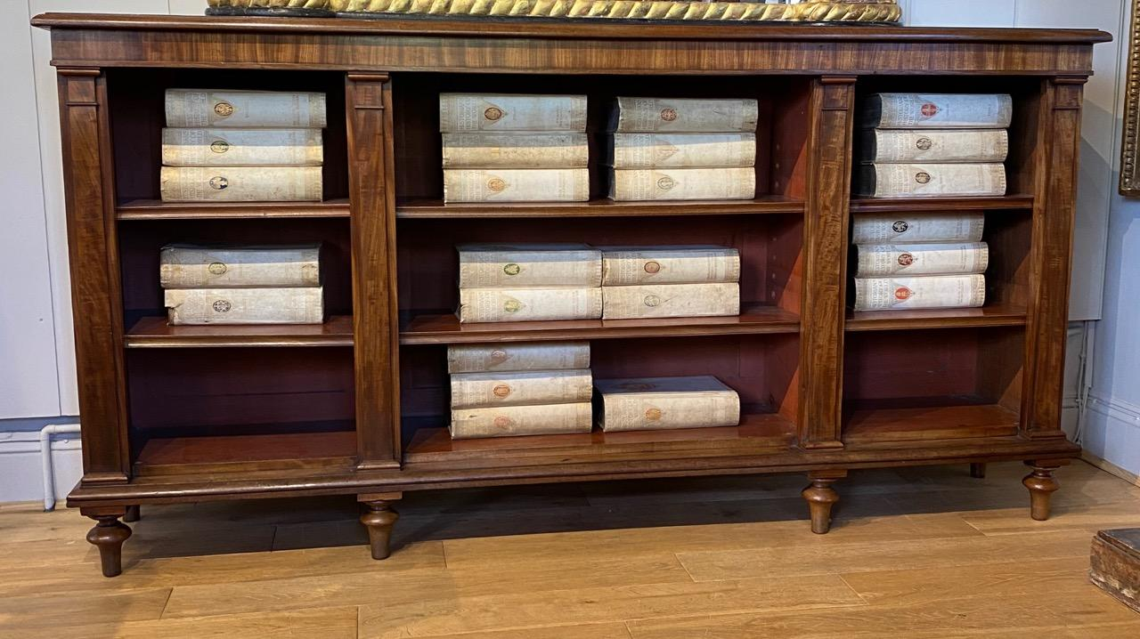 Regency Low Bookcase